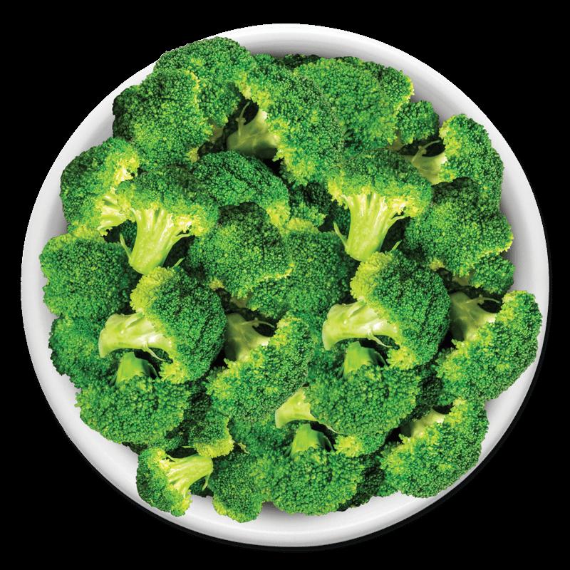 broccoli brute arde grăsime)
