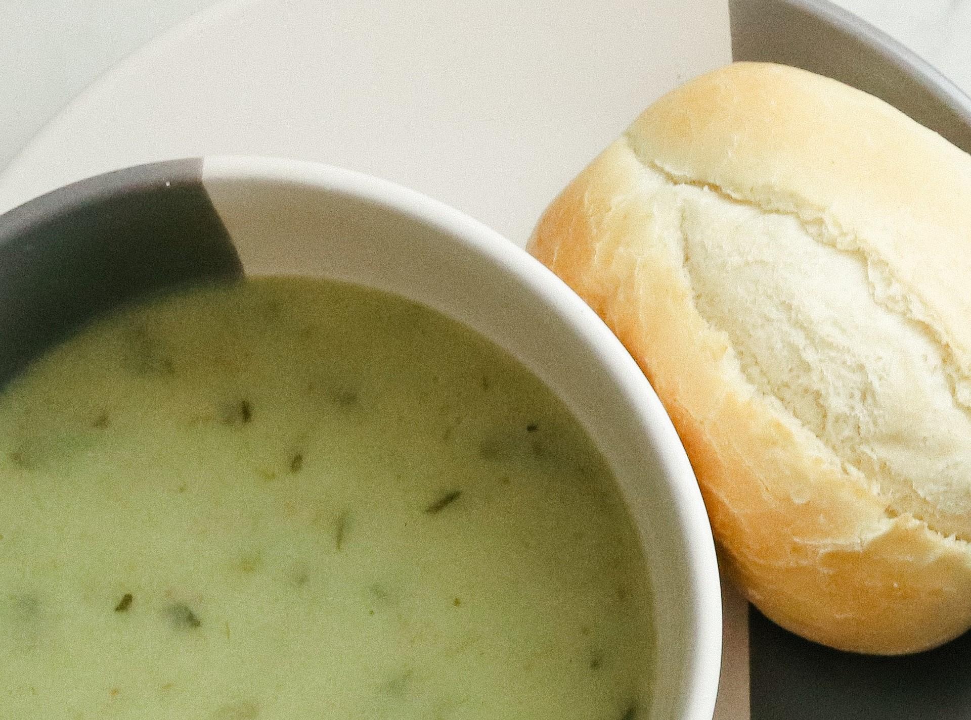 supa crema broccoli